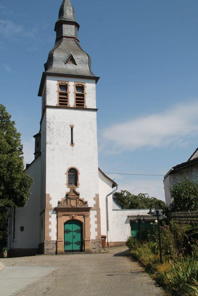Evangelische Kirche Stellen